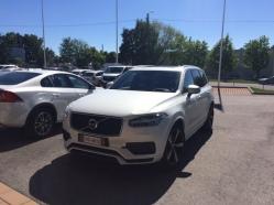 Volvo xc90 etu