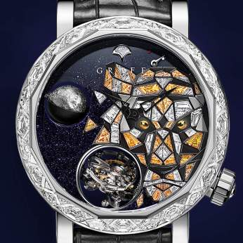 Front-view-of-a-Graff-GyroGraff-Endangered-Species-48mm-mens-Watch-with-the-Tiger-Dial